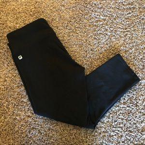 Fabletics - Salar cropped leggings size medium